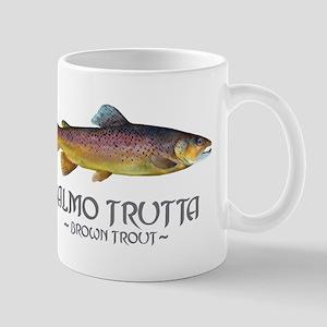 Salmo Trutta - Brown Trout Mug