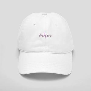 Believe Breast Cancer Cap