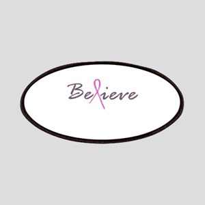 Believe Breast Cancer Patches