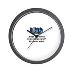 Judge's Wall Clock