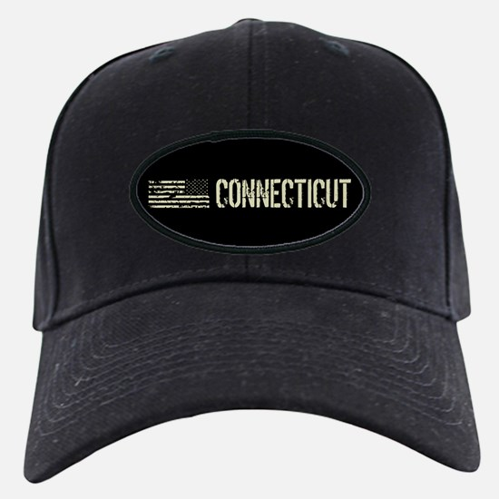 Black Flag: Connecticut Baseball Hat