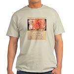 Matthew 6:30 Ash Grey T-Shirt