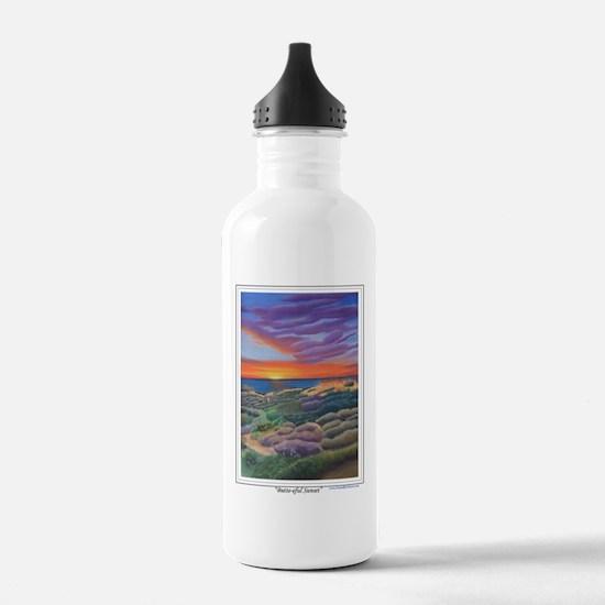 Butte-eful Sunset Water Bottle