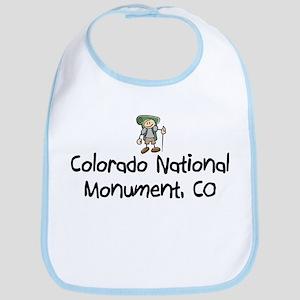 CO Nat Monument (Boy) Bib