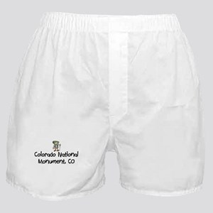 CO Nat Monument (Boy) Boxer Shorts