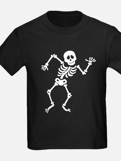 Dancing Skeleton T