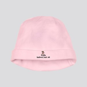 Arcadia National Park (Girl) baby hat