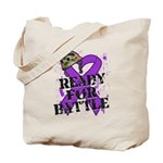 Battle Leiomyosarcoma Tote Bag
