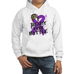 Battle Leiomyosarcoma Hooded Sweatshirt