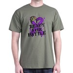 Battle Leiomyosarcoma Dark T-Shirt