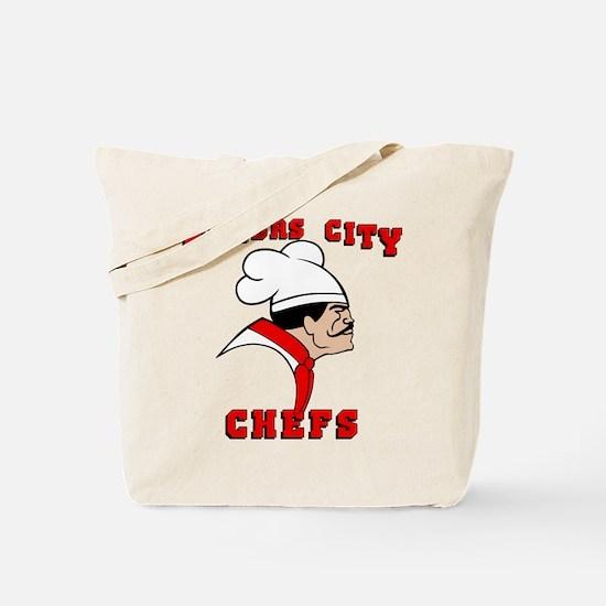 Kansas City Chefs Tote Bag