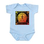 Leoguitar1 Infant Bodysuit