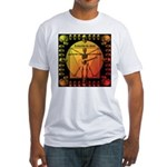 Leoguitar1 Fitted T-Shirt