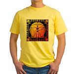 Leoguitar1 Yellow T-Shirt