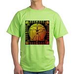 Leoguitar1 Green T-Shirt