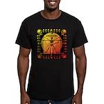 Leoguitar1 Men's Fitted T-Shirt (dark)