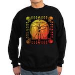 Leoguitar1 Sweatshirt (dark)