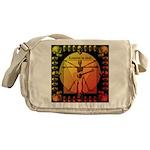 Leoguitar1 Messenger Bag