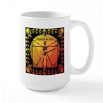 Leoguitar1 Large Mug