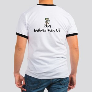 Zion National Park (Boy) Ringer T