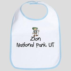 Zion National Park (Boy) Bib
