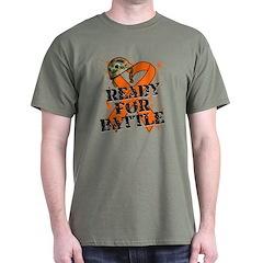 Battle Kidney Cancer T-Shirt