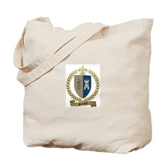 POTHIERS Family Crest Tote Bag
