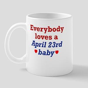 April 23rd Mug