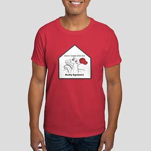 STL Rally Squirrel Dark T-Shirt