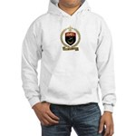 DUMOND Family Crest Hooded Sweatshirt