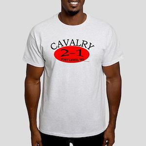 2nd Squadron 1st Cavalry Light T-Shirt