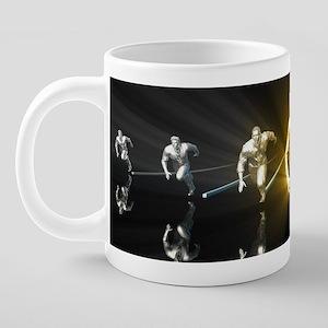 Career Woman 20 oz Ceramic Mega Mug
