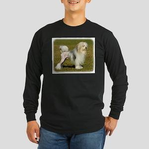 Lowchen 9L49D-11 Long Sleeve Dark T-Shirt