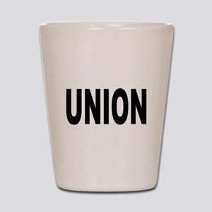 Union Shot Glass