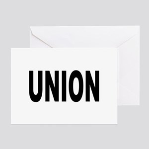 Union Greeting Card