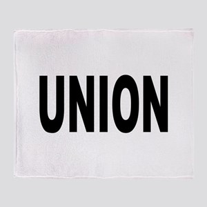 Union Throw Blanket