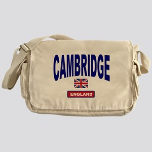 Cambridge England Messenger Bag