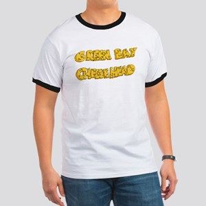 Cheesehead Ringer T