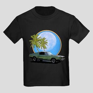 67 Mustang Kids Dark T-Shirt