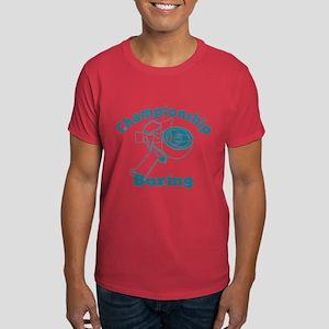 Packing Boxing Shipping Dark T-Shirt
