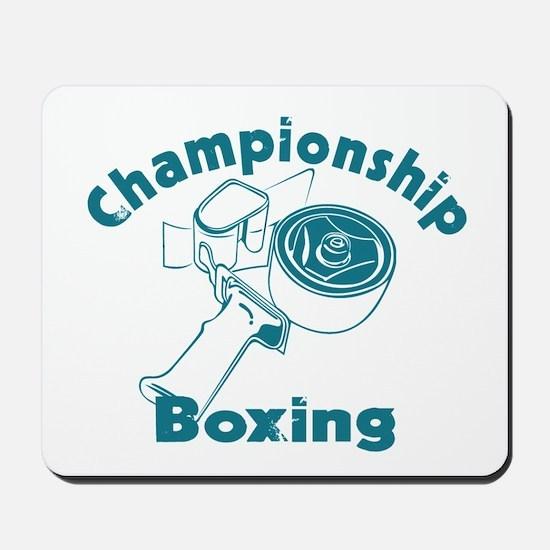 Packing Boxing Shipping Mousepad