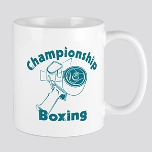 Packing Boxing Shipping Mug