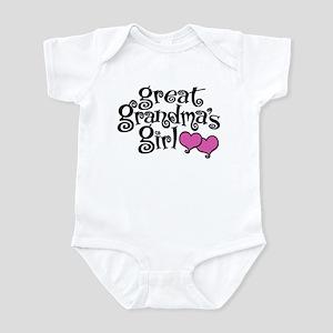 Great Grandma's Girl Infant Bodysuit