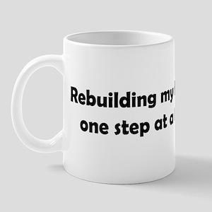 One Step at a Time Mug