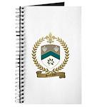 SANFACON Family Crest Journal