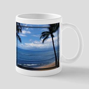 View of Molokai Mug