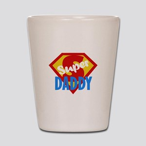 Dad Daddy Fathers Day Shot Glass