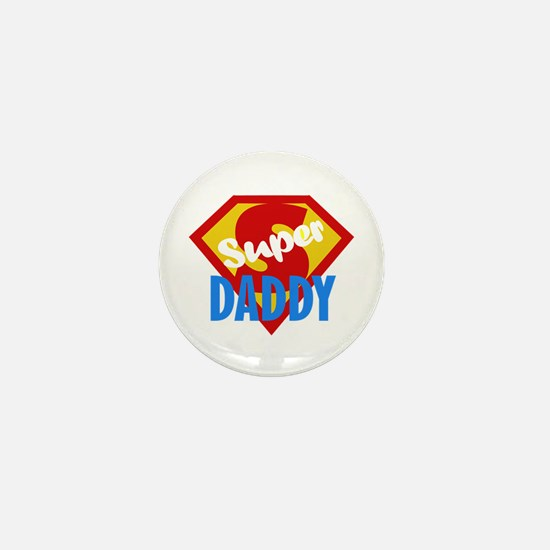Dad Daddy Fathers Day Mini Button