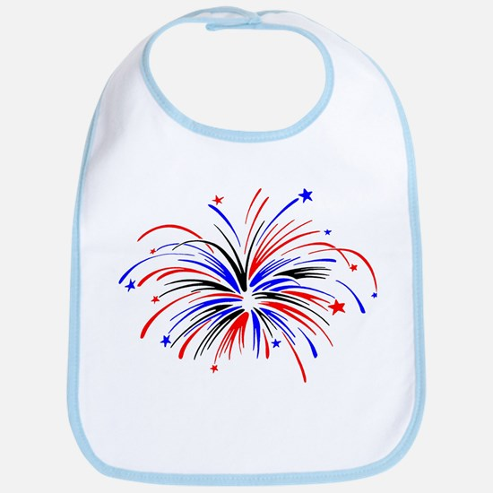 Fireworks Bib