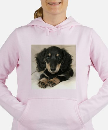 Long Haired Puppy Sweatshirt